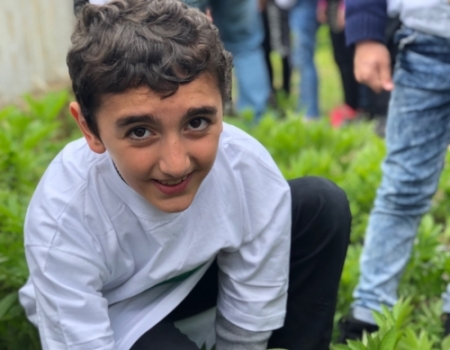 Youth in Keda Celebrated the Earth Day